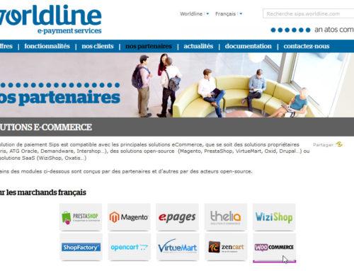 ABSOLUTE Web partenaire d'Atos Sips Worldline