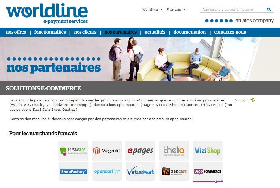 Partenaire Atos Sips Worldline