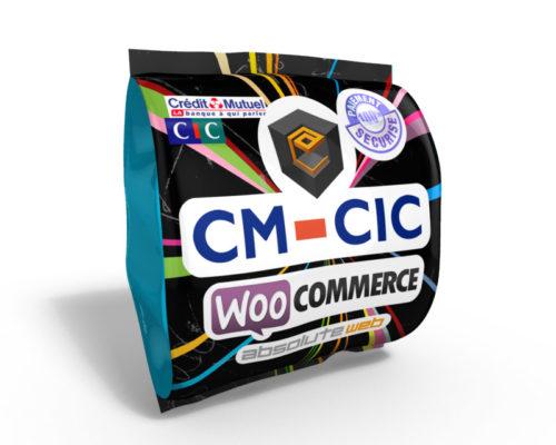 WooCommerce CMCIC