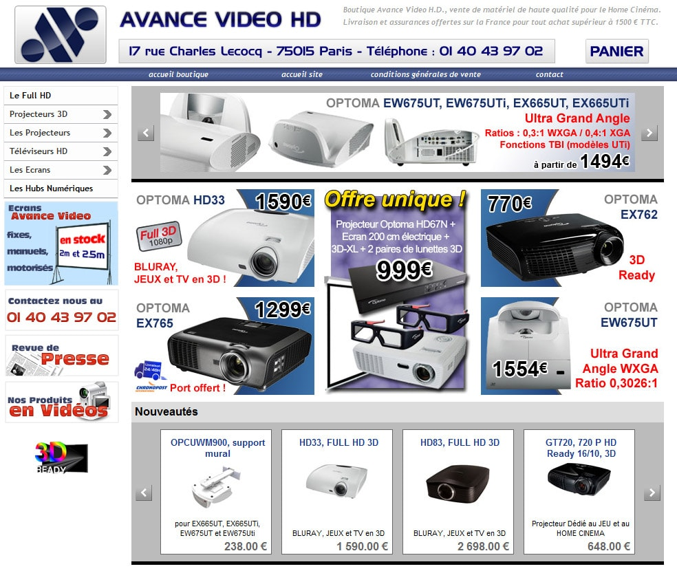 5d3dc8b570c boutique en ligne - ABSOLUTE Web