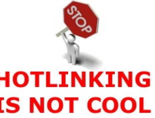 Hotlinking, tel est pris qui croyait prendre !