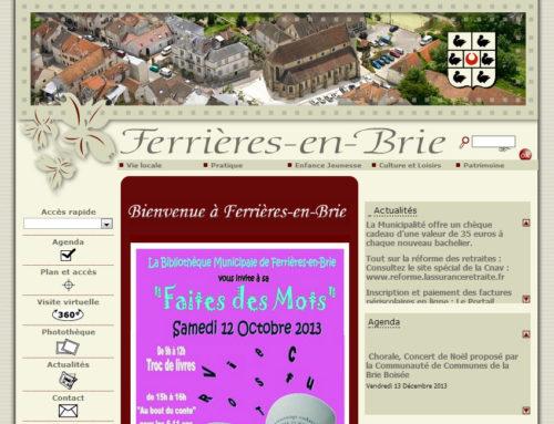 Mairie de Ferrières-en-Brie