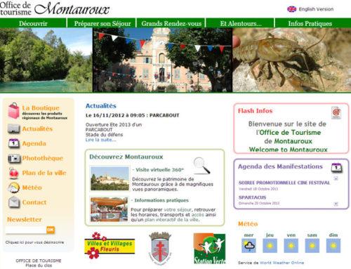 Office de Tourisme de Montauroux
