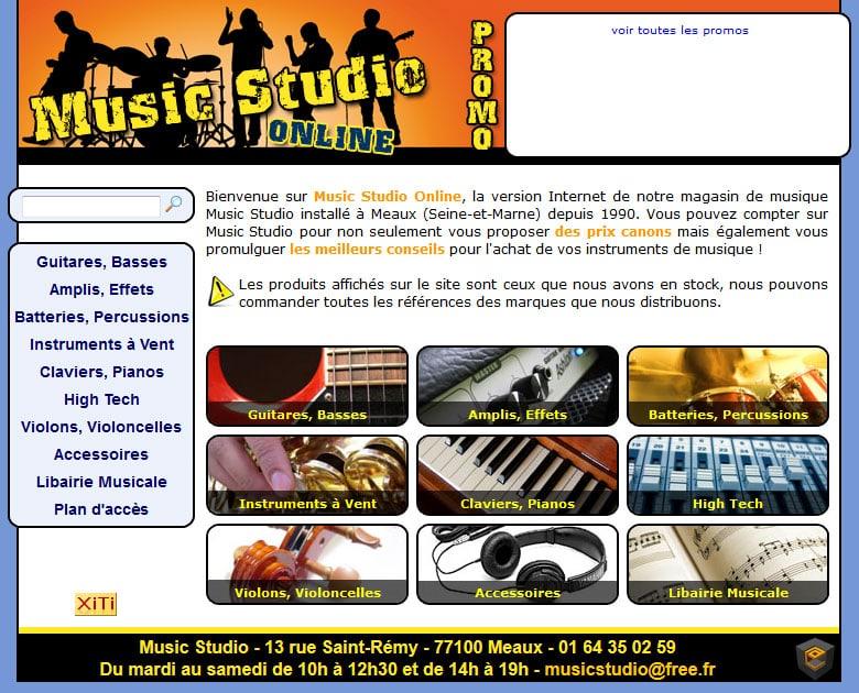 portfolio-music-studio