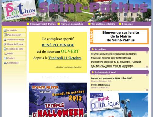Mairie de Saint Pathus