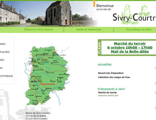 Mairie de Sivry-Courtry